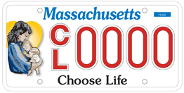 Choose Life Massachusetts Logo